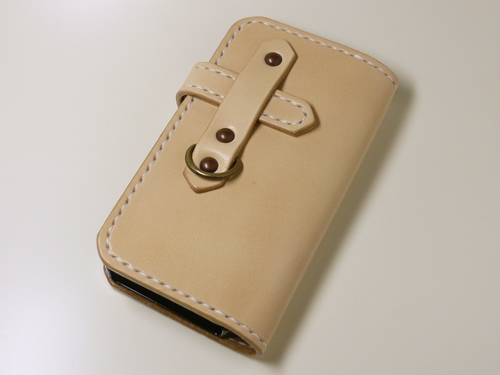 iPhone5/5s/SE サドルレザーケース ip5-2