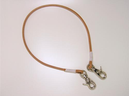 4mm丸牛レース ウォレットロープ