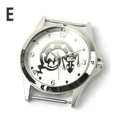時計文字盤E